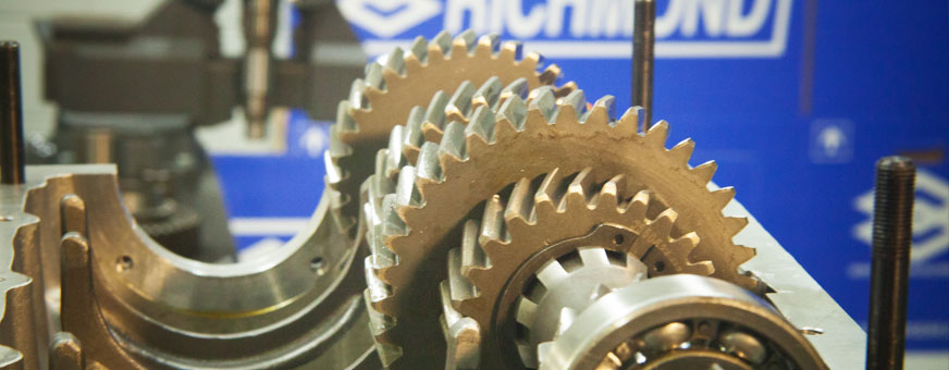 Richmond Gear | Winners Run Richmond! Performance Drivetrain