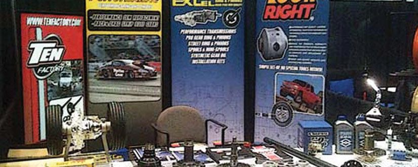 Richmond at SEMA and PRI Shows