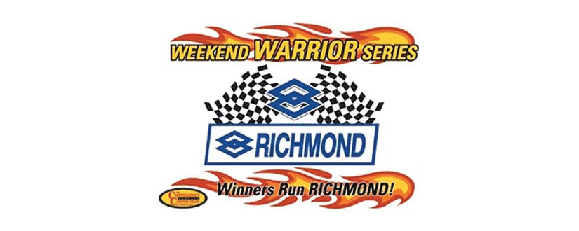 Richmond Gear Weekend Warrior 2016 Season!